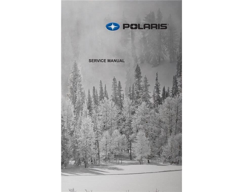 Service Manual - Snowmobile