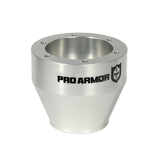 Pro Armor Black Steering Wheel Hub P081278BL