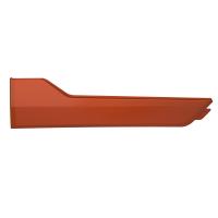 Exterior Door Accent Panel - Orange Rust Metallic