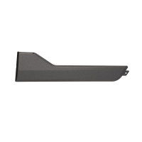 Exterior Door Accent Panel - Rear - Matte Titanium Metallic
