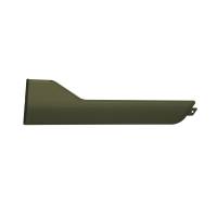 Exterior Door Accent Panel - Rear - Matte Sage Green