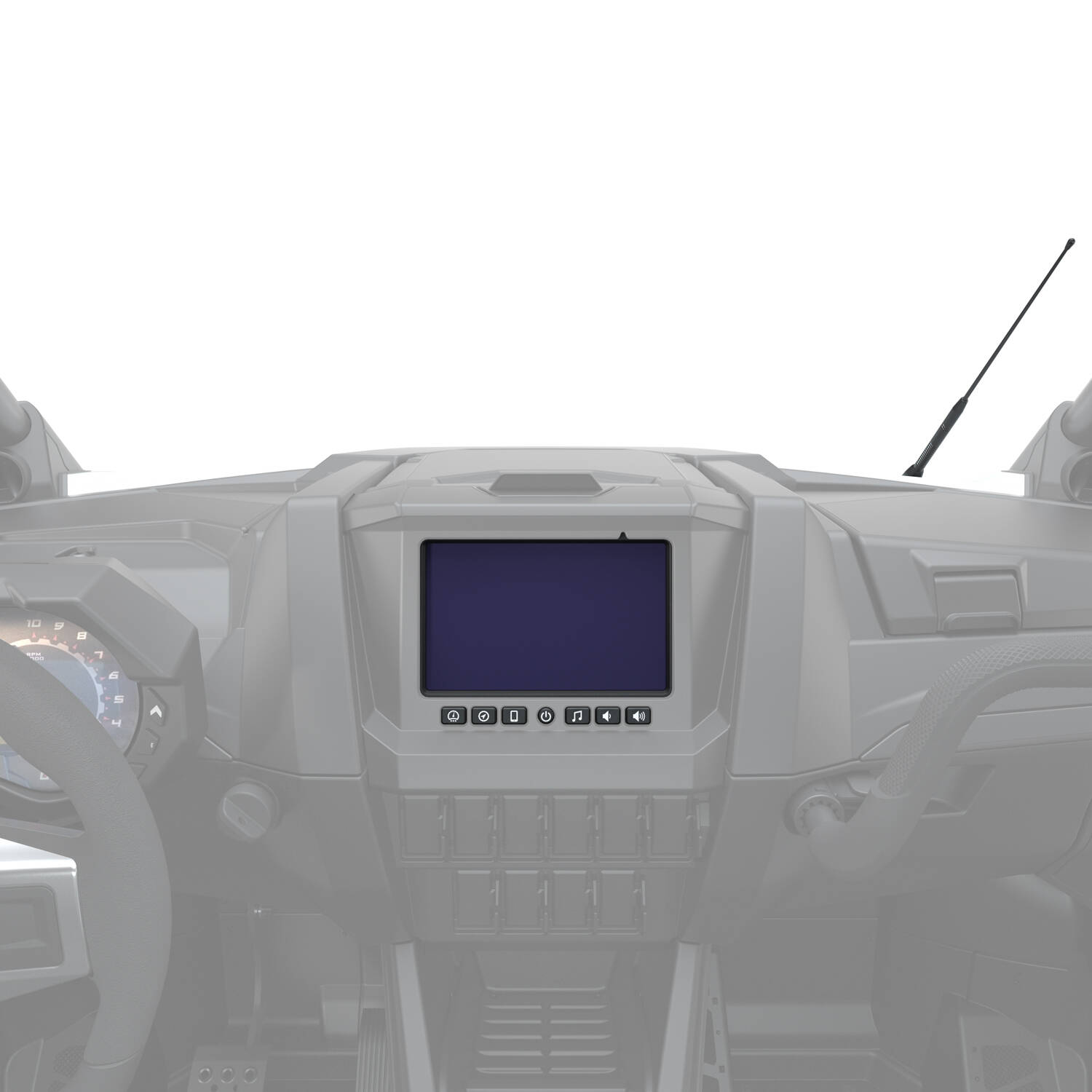 "Ride Command 7"" Display"