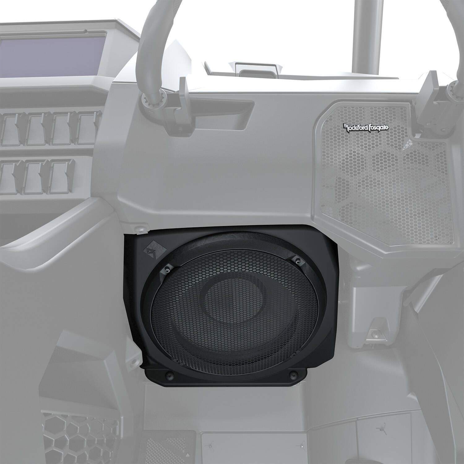 "10"" Subwoofer Stage 3 Upgrade by Rockford Fosgate"
