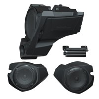 Stage 3 Ride Command Audio Kit by Rockford Fosgate®