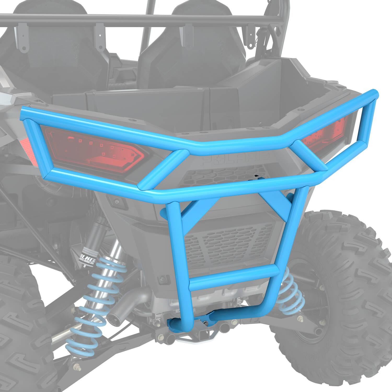 Deluxe Rear Bumper -  Indian Sky Blue