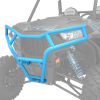 Deluxe Front Bumper -  Indian Sky Blue - Image 1 of 3