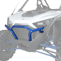 Front Low Profile Bumper - Polaris Blue Metallic