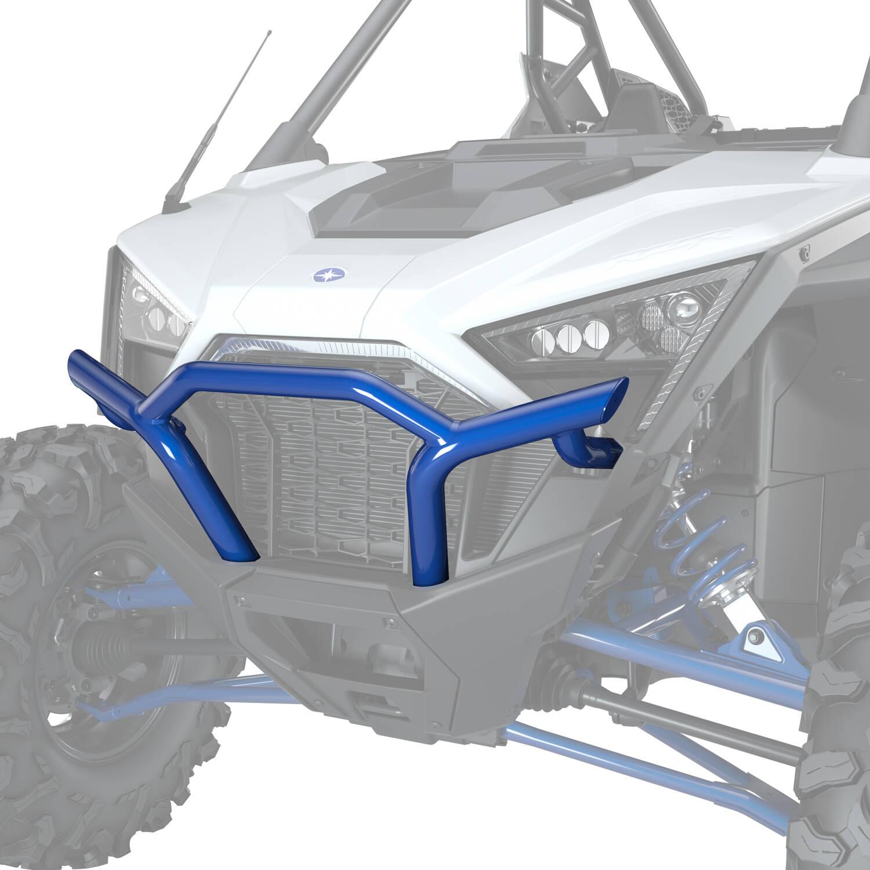Front Low Profile Bumper - Polaris Blue Metallic