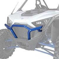 Front Low Profile Bumper, Polaris Blue Metallic