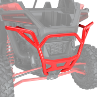 Rear Low Profile Bumper - Indy Red