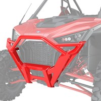 Front High Coverage Bumper, Indy Red