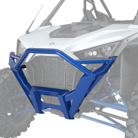 Front High Coverage Bumper - Polaris Blue Metallic