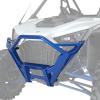 Front High Coverage Bumper, Polaris Blue Metallic - Image 1 of 3