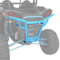 Rear Low Profile Bumper, Indian Sky Blue