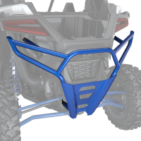 High Coverage Rear Bumper - Polaris Blue Metallic