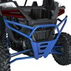 Rear High Coverage Bumper, Polaris Blue Metallic - Image 2 of 3