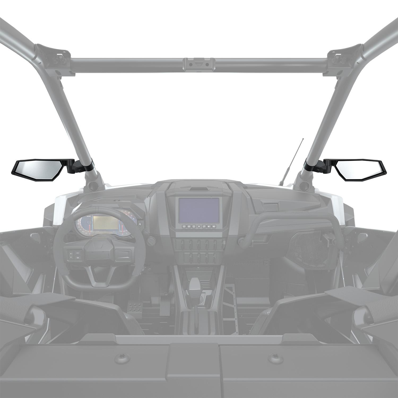 Adjustable Folding Side Mirrors