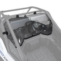 Poly Rear Panel, 2-Seat