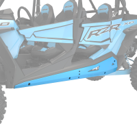 Low Profile Rock Sliders - Indian Sky Blue