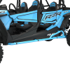 Extreme Kick-Out Rock Sliders - Indian Sky Blue - Image 2 of 3