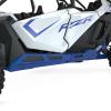 4-Seat Low Profile Rock Sliders, Polaris Blue Metallic - Image 3 of 3