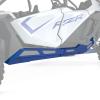 4-Seat Low Profile Rock Sliders, Polaris Blue Metallic - Image 1 of 3