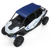 4-Seat Aluminum Roof, Polaris Blue Metallic - Image 3 of 3