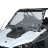 Hard Coat Poly Full Vented Windshield  - Image 2 of 5