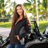 Women's Softshell Jacket with Slingshot Logo - Image 2 of 2