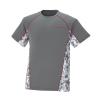 Men's Short-Sleeve Cooling Shirt with Slingshot Logo - Image 1 of 1