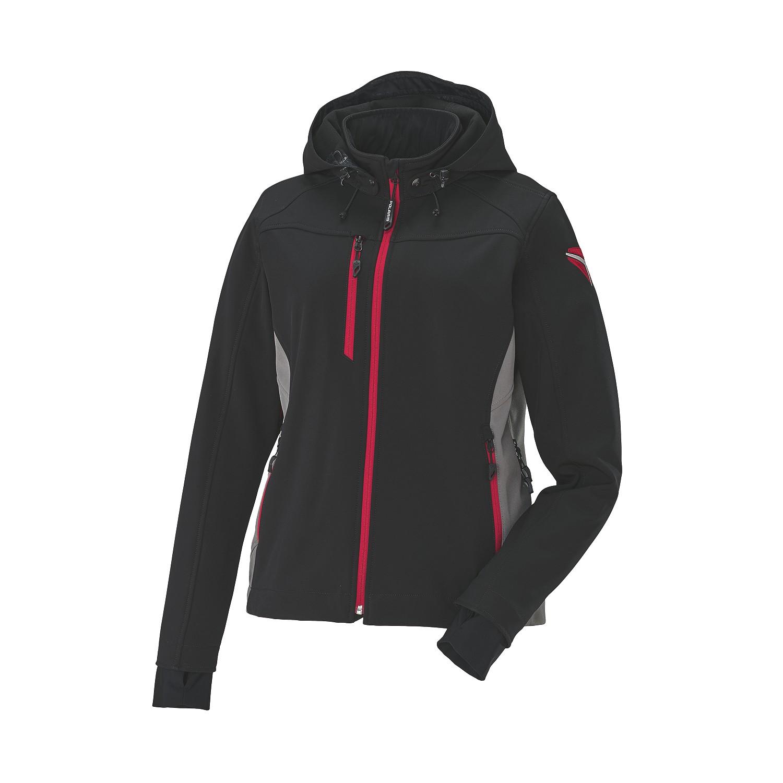 Women's Softshell Jacket with Slingshot Logo