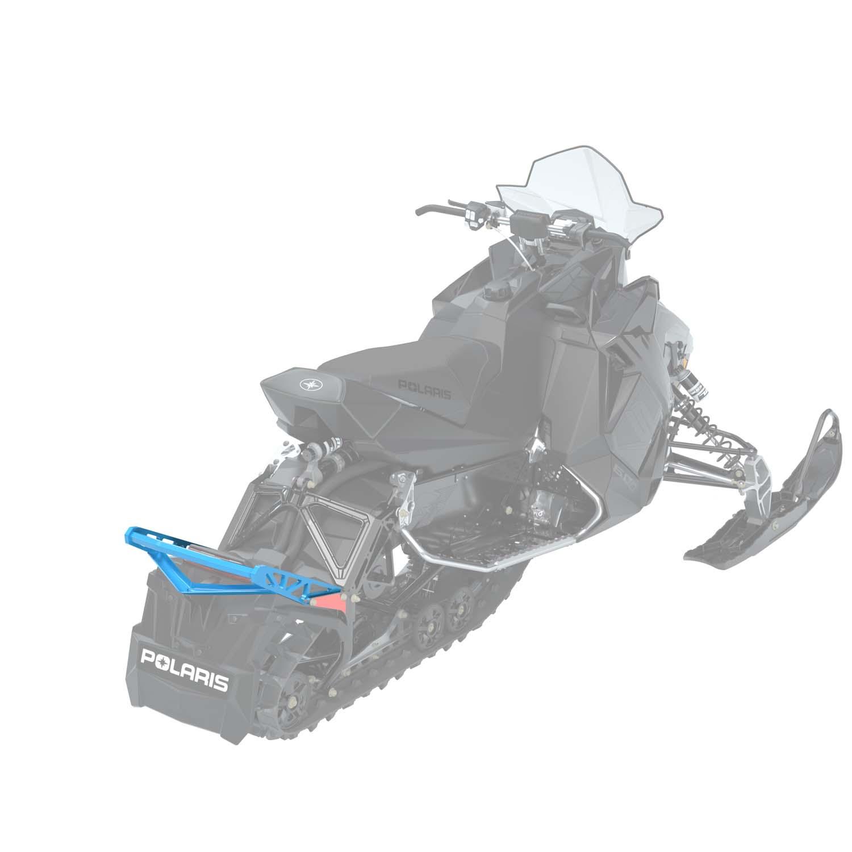 Rear Motor Mount for Snowmobile POLARIS 800 RMK 144 2001