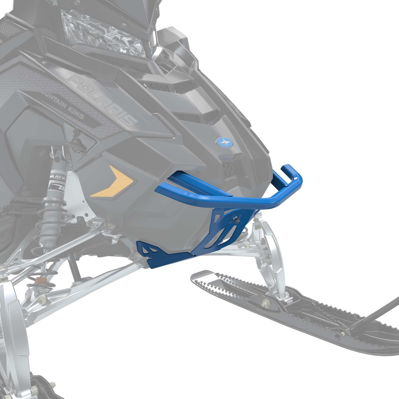 AXYS® Monarch Front Bumper - Blue