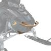 AXYS Monarch Aluminum Front Bumper, Gold Metallic - Image 1 de 3