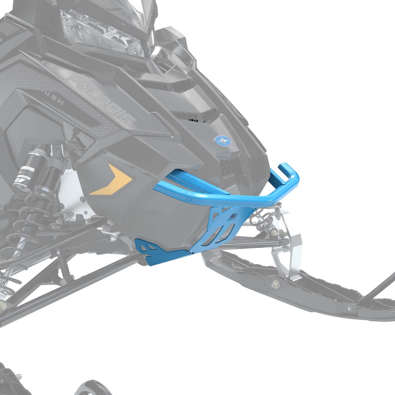 AXYS® Monarch Front Bumper - Sky Blue