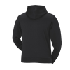Men's Full-Zip Core Hoodie Sweatshirt with Polaris® Logo, Black/Lime - Image 2 of 4