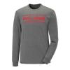 Men's Long-Sleeve Dash Shirt with Polaris Logo, Gray Frost - Image 1 de 3
