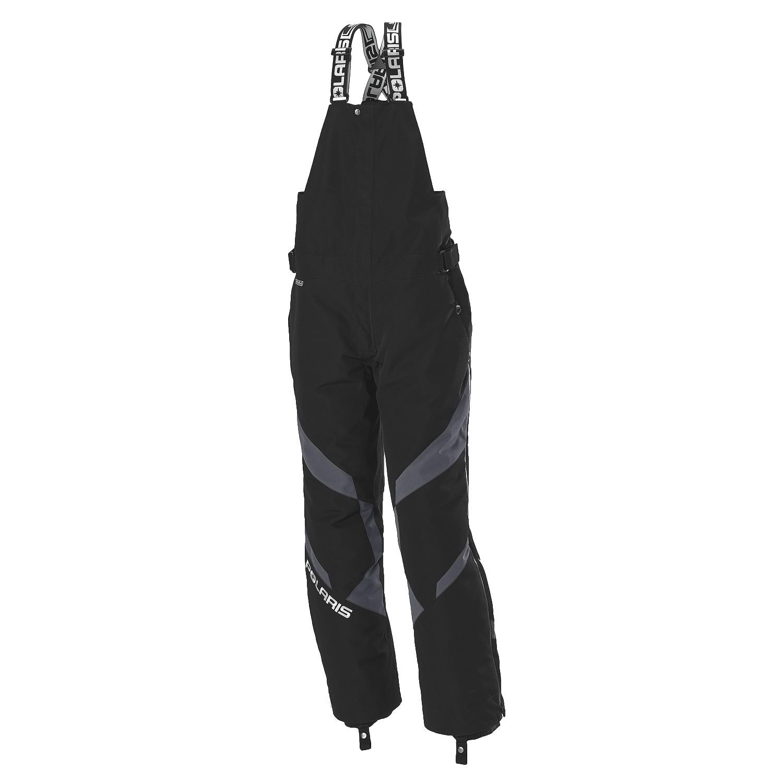 Men's TECH54™ Northstar Bib Snow Pants with Waterproof Breathable Membrane, Black