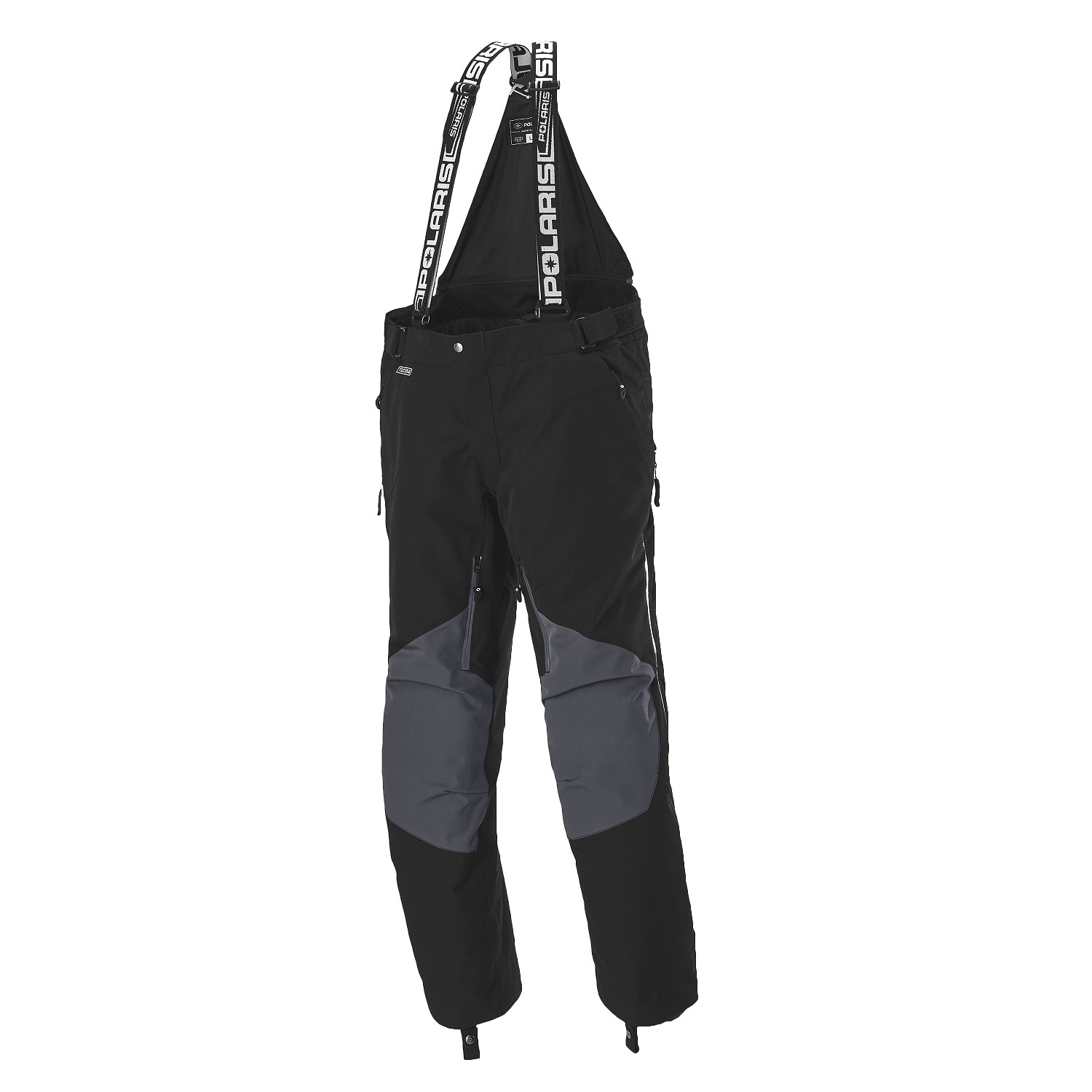 Men's TECH54™ Switchback Bib Snow Pants with Waterproof Breathable Membrane, Black