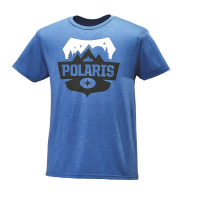 Men's Short-Sleeve Badge Graphic Tee with Polaris® Logo