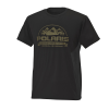 Men's Roseau Graphic T-Shirt with Polaris® Logo, Black - Image 1 of 2