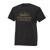Men's Roseau Graphic T-Shirt with Polaris® Logo, Black - Image 1 of 2