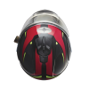 Modular 2.0 Adult Helmet with Electric Shield, Red/Lime - Image 2 de 8