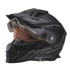 509® Delta Adult Moto Helmet with Removable Electric Shield, Black - Image 6 of 6