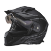 509® Delta Adult Moto Helmet with Removable Electric Shield, Black - Image 4 of 6