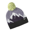 Women's Knit Mountain Beanie with Metallic Polaris® Tag, Purple - Image 1 de 3
