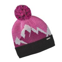 Women's Knit Mountain Beanie with Metallic Polaris® Tag