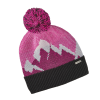 Women's Knit Mountain Beanie with Metallic Polaris® Tag, Pink - Image 1 de 3