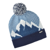 Women's Knit Mountain Beanie with Metallic Polaris® Tag, Blue - Image 1 de 4