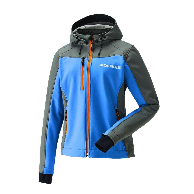 Women's Softshell Jacket - Blue